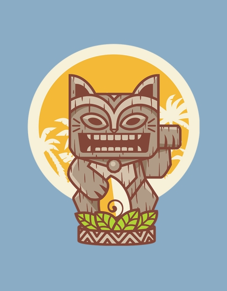 Kitty Tiki  Hero Shot