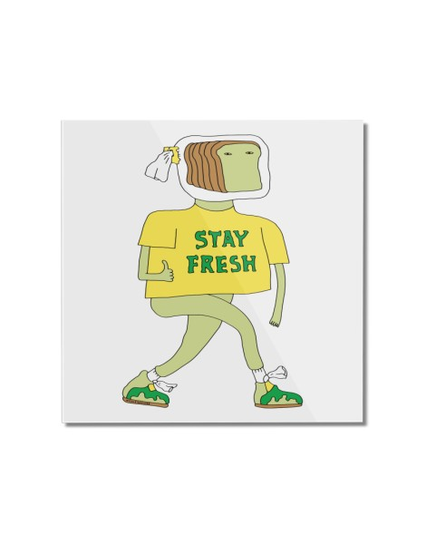 Stay Fresh Hero Shot