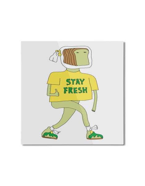 Stay Fresh Hero Shot
