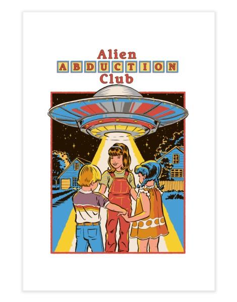Alien Abduction Club Hero Shot