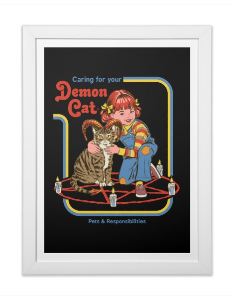 Caring for Your Demon Cat Hero Shot