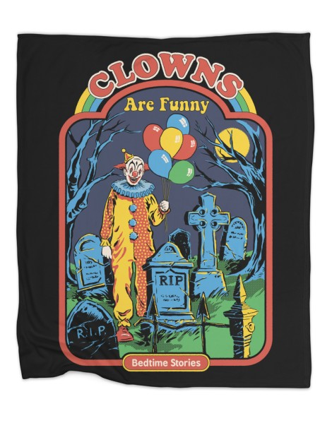 Clowns Are Funny Hero Shot