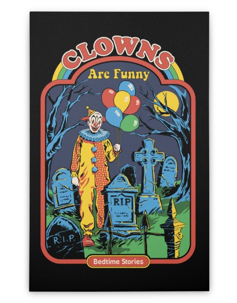 Clowns Are Funny Hero Shot