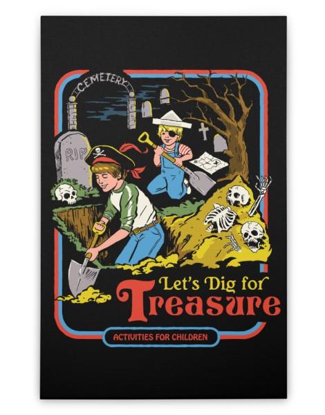 Let's Dig for Treasure Hero Shot