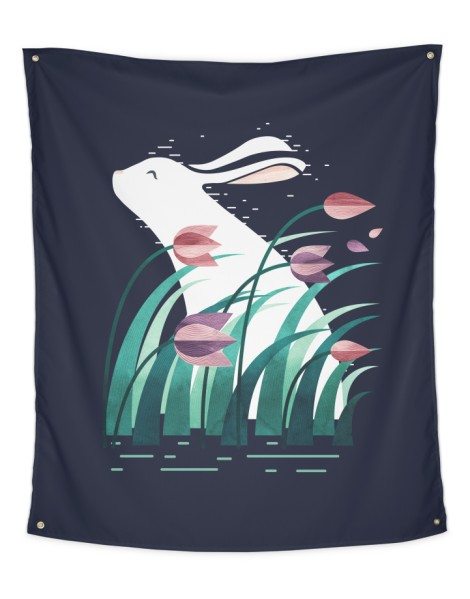 Rabbit, Resting Hero Shot