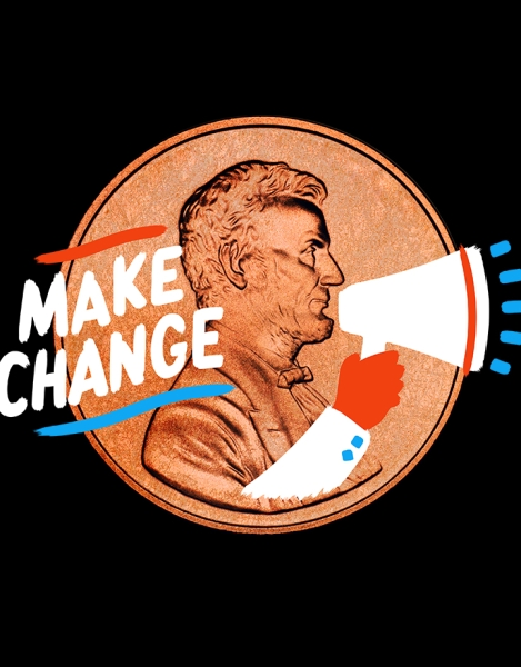 Make Change Hero Shot