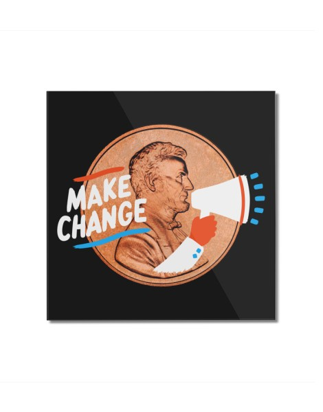 Make Change Hero Shot