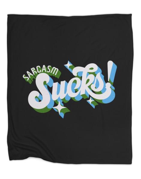 Sarcasm Sucks Hero Shot