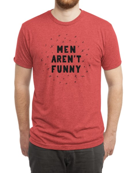 Men Aren't Funny Hero Shot