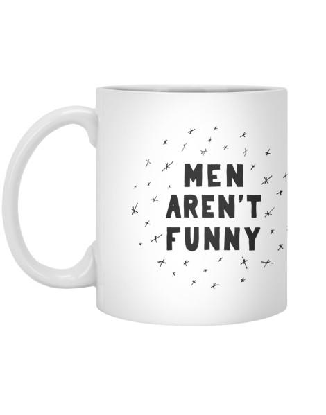 Men Aren't Funny Hero Shot