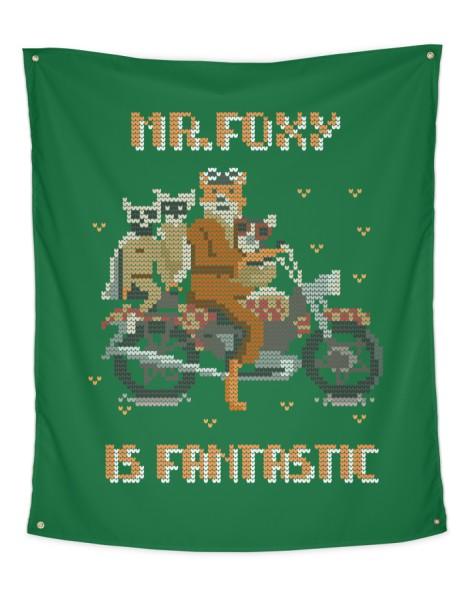 Mr. Foxie is Fantastic! Hero Shot