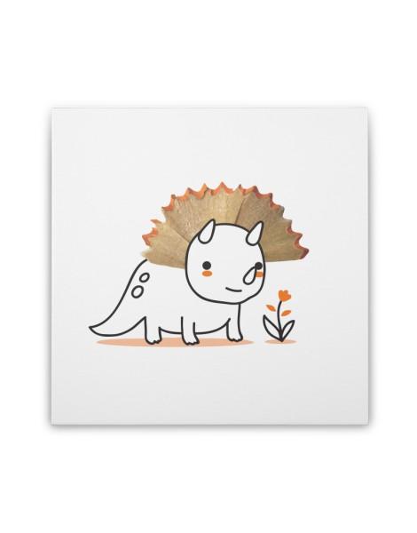 Tiny Triceratops Hero Shot