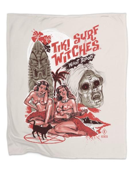 Tiki Surf Witches Want Blood Hero Shot