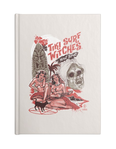 Tiki Surf Witches Want Blood Hero Shot
