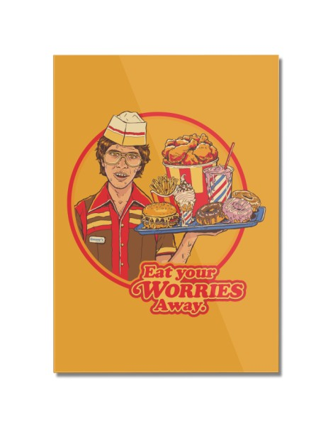 Eat Your Worries Hero Shot