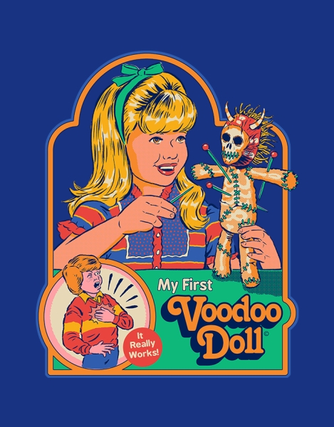 My First Voodoo Doll Hero Shot