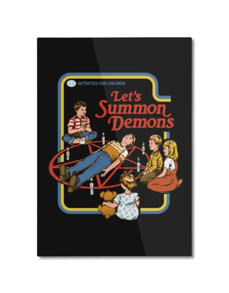 Let's Summon Demons (Black Variant) Hero Shot