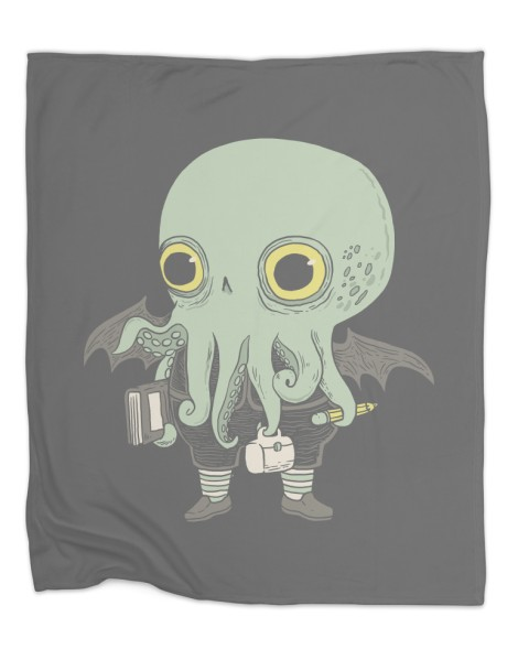 Cthulhu back to school Hero Shot