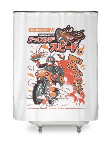 Ramen Rider Hero Shot