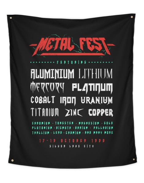 METAL FEST Hero Shot