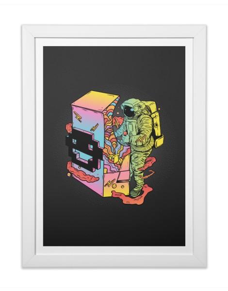 Space Arcade Hero Shot
