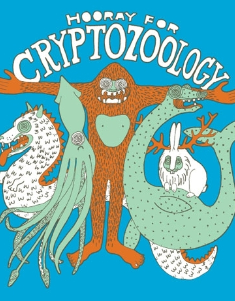 Cryptozoology Hero Shot