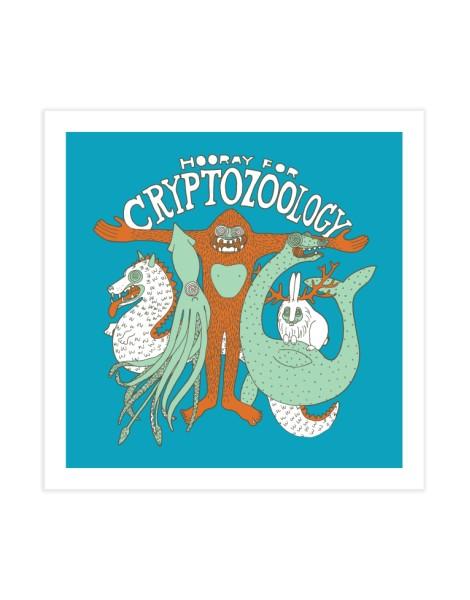 Cryptozoology Hero Shot
