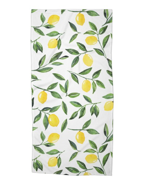 Lemons Pattern Hero Shot