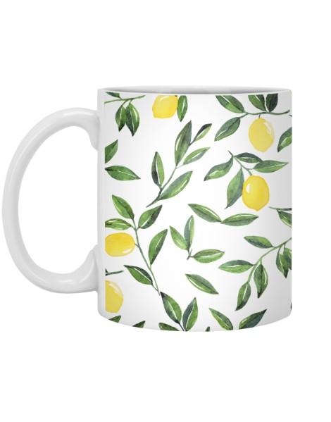 Lemons Pattern Hero Shot