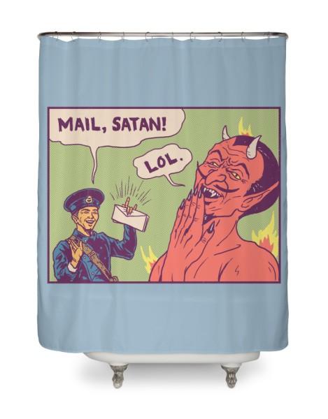 Mail, Satan! Hero Shot