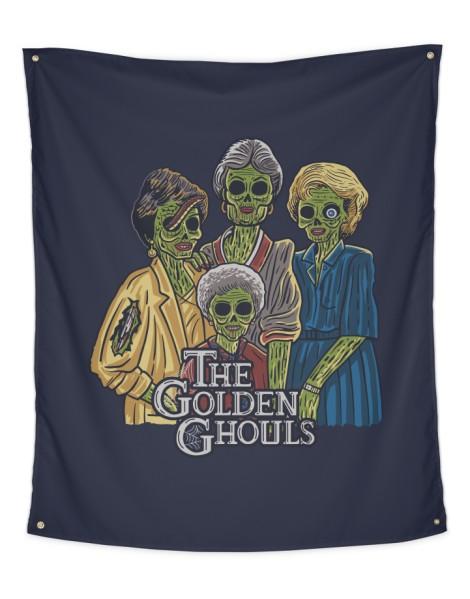 The Golden Ghouls Hero Shot