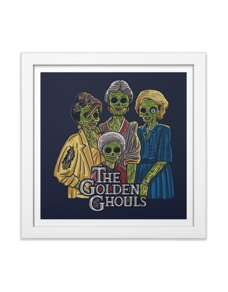 The Golden Ghouls Hero Shot