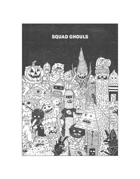 Squad Ghouls Hero Shot