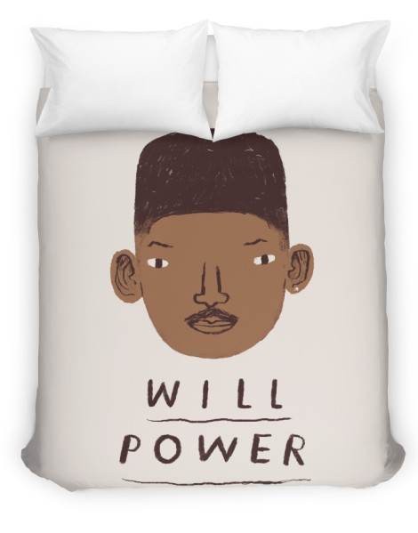 will power Hero Shot