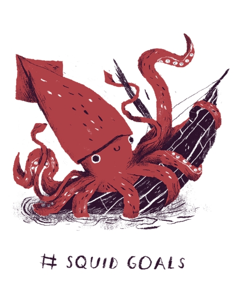 squid goals Hero Shot