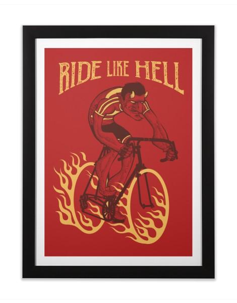 Ride like Hell Hero Shot