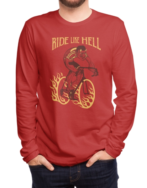 Ride like Hell Hero Shot