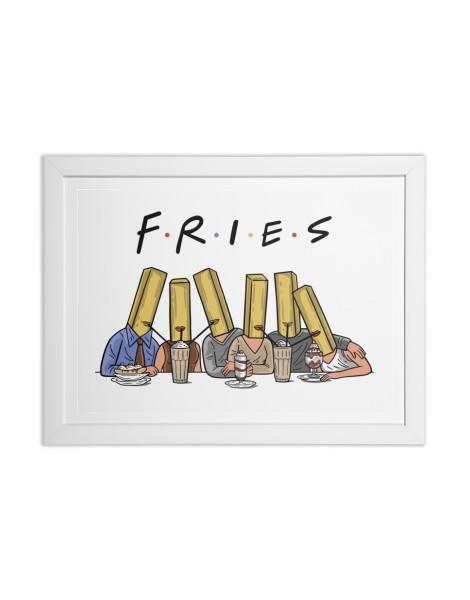 Fries Hero Shot