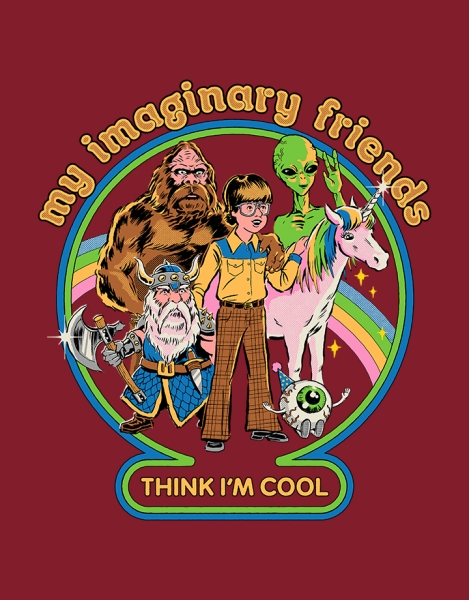 My Imaginary Friends Hero Shot