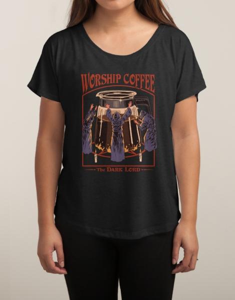 Worship Coffee Hero Shot