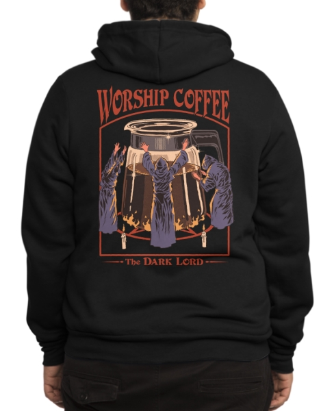 Worship Coffee Hero Shot