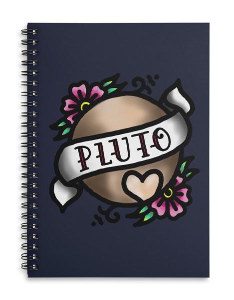 Pluto, I Shall Always Love You. Hero Shot