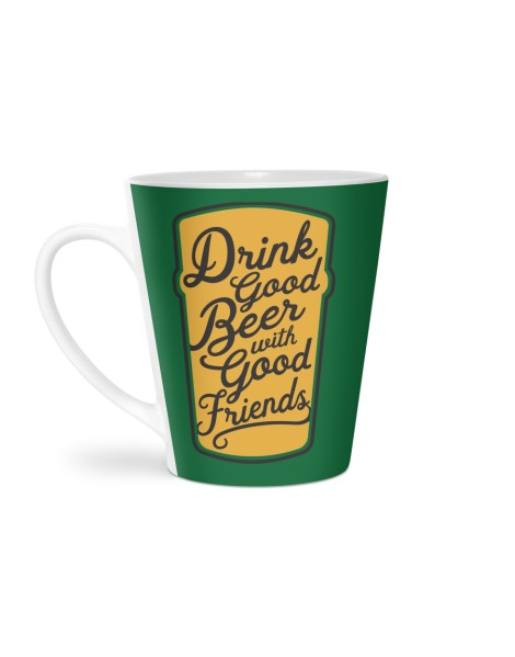 Good Beer, Good Friends Hero Shot