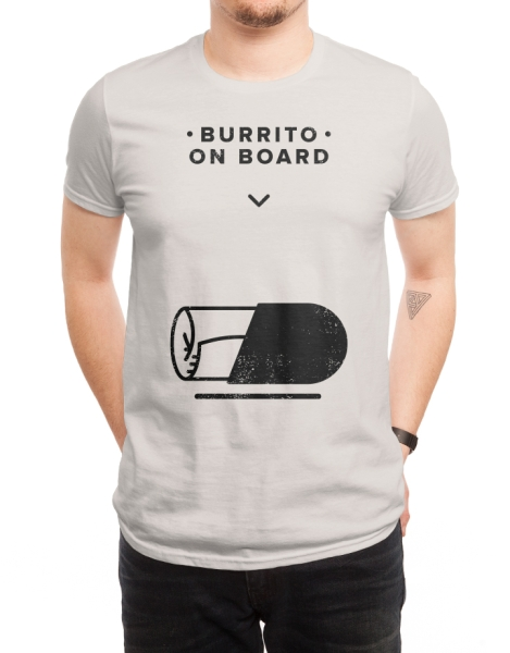 Burrito on Board Hero Shot