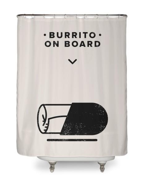 Burrito on Board Hero Shot