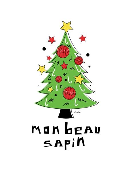 Mon Beau Sapin Hero Shot
