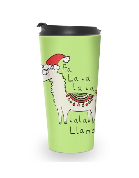 Fa La La La La La Llama Hero Shot