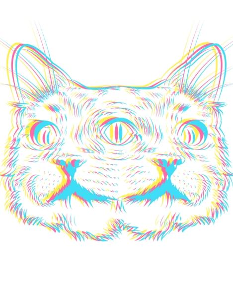 Neon Catz Hero Shot