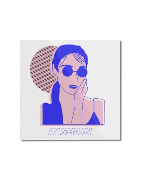 The Lady Fashion Hero Shot