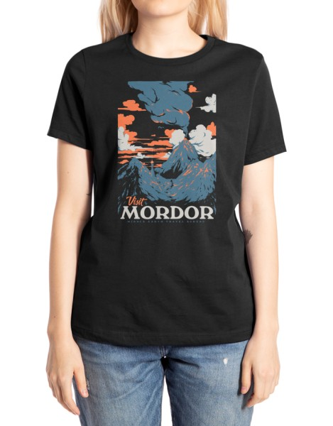Visit Mordor (Black Variant) Hero Shot